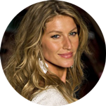 Gisele Bundchen on TM